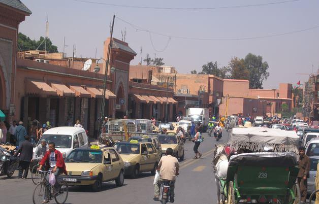 Марокко, Агадир и Маракеш
