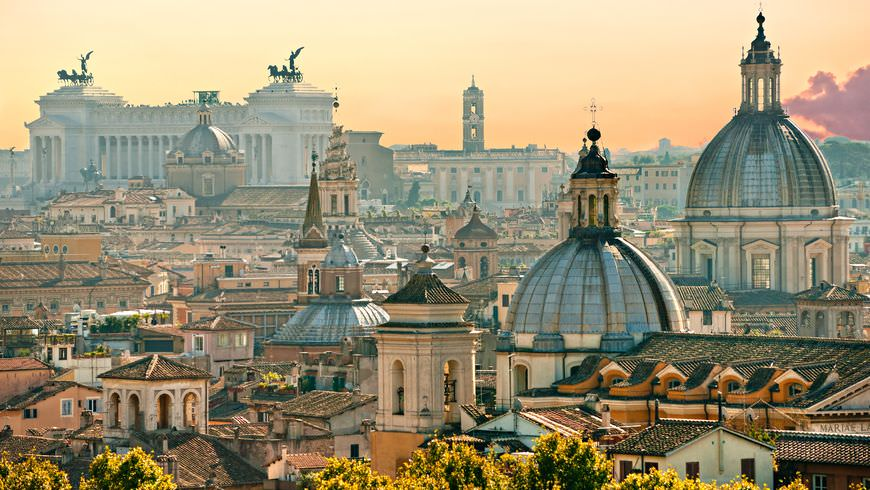 Увидеть Рим