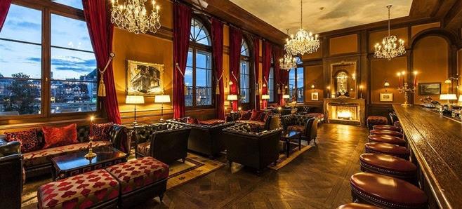отель Les Trois Rois