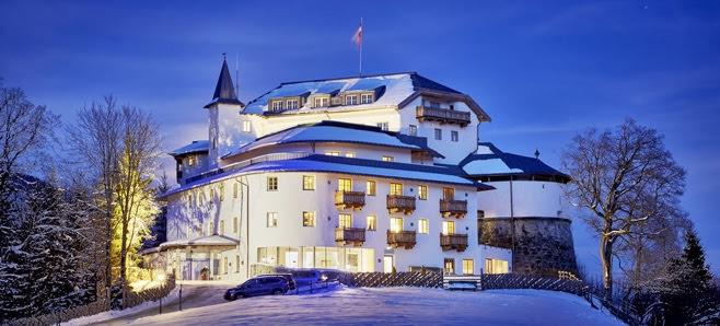 Schloss Mittersill отель