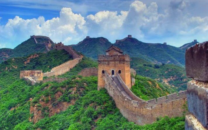 5 удивительных мест Китая