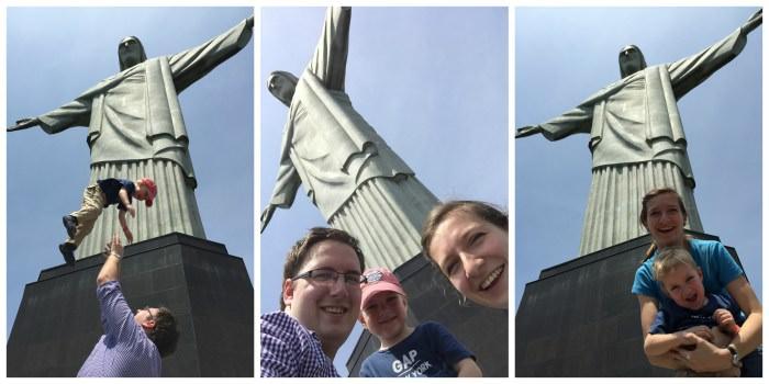 Отпуск в Рио де Жанейро c малышом