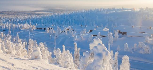 Рованиеми, Финлядия
