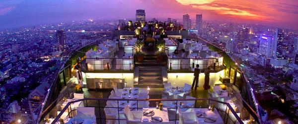 Bangkok, Thailand Утоли гастрономический и визуальный голод и порадуй душу, истосковавшуюся по прекрасному.