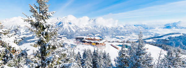 SkiWelt, Австрия