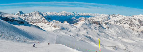 Zermatt-Cervinia, Швейцария / Италия