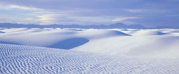 Пустыня Белых Песков, Нью-Мексико