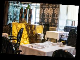 Фото столика в ресторане Onyx