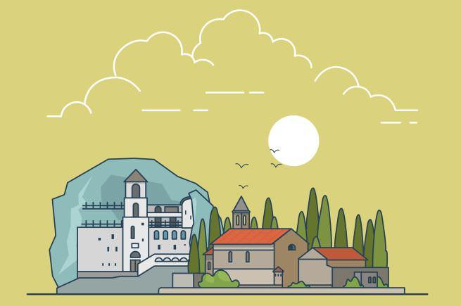 Рисунок про Балканы