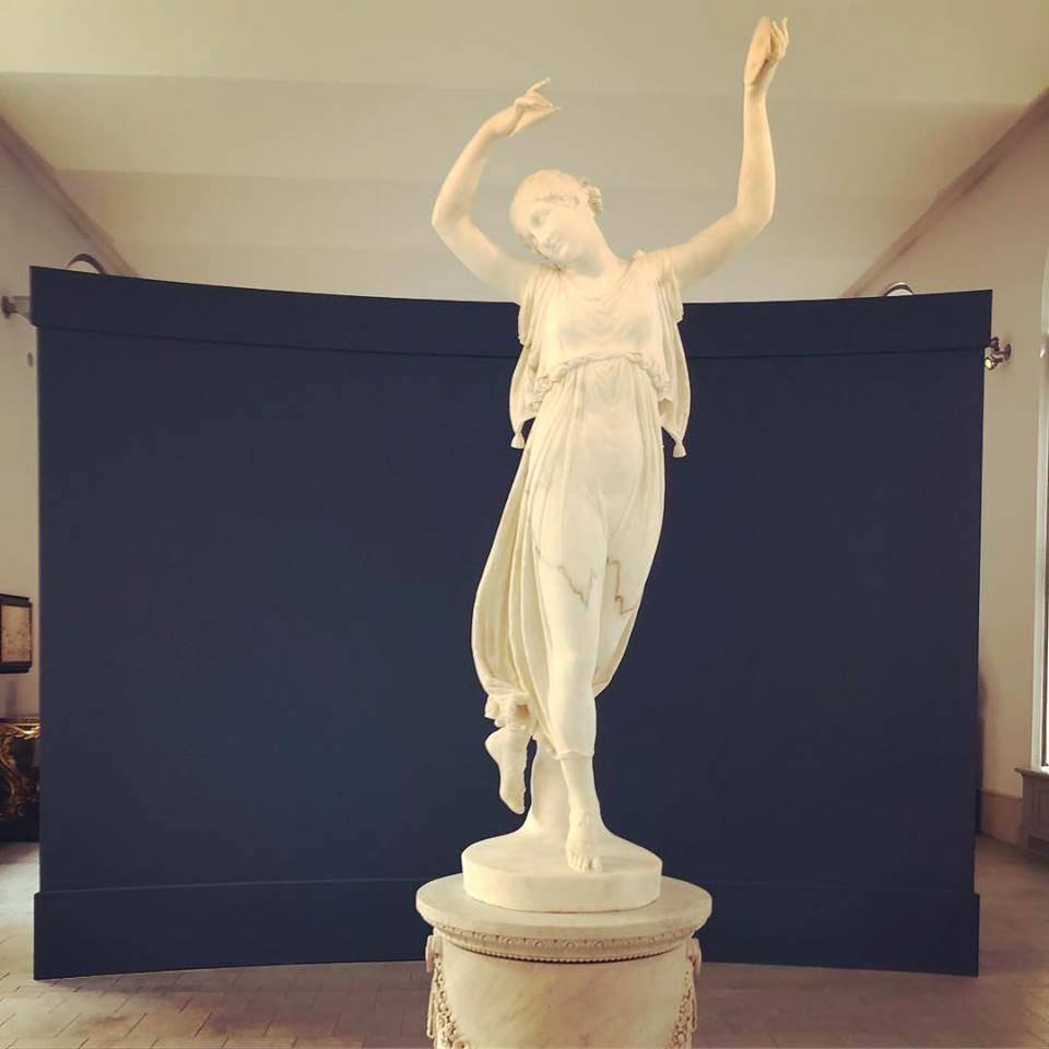 Конова, «Танцующая девушка» (начало 19-ого века).