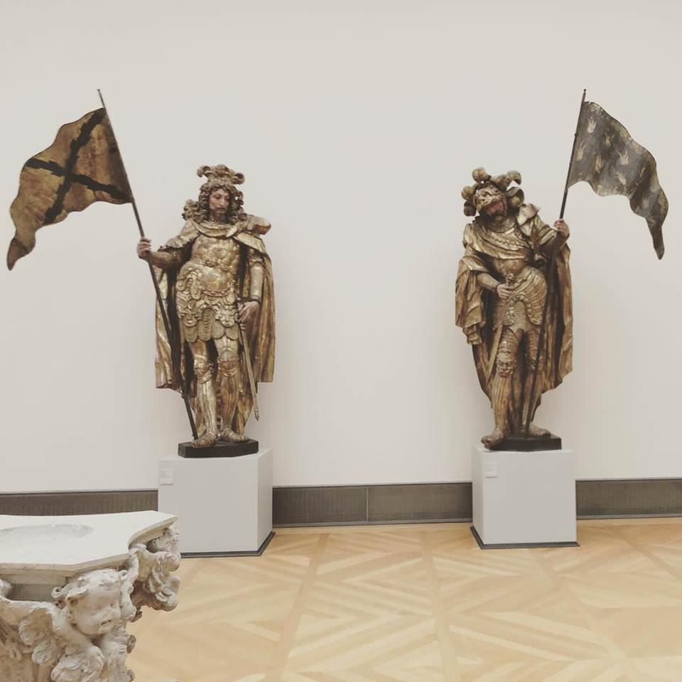 «Двое святых» (1618-1648 г.).