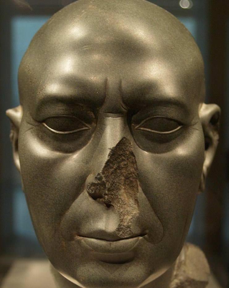 Берлинская зеленая голова (350 г. до н.э.).