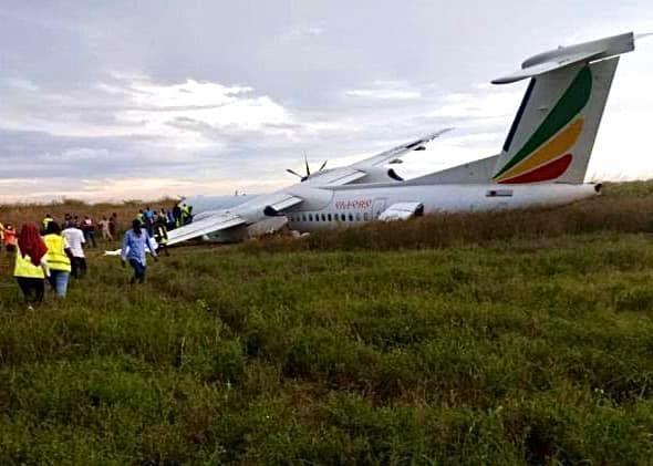 Эфиопские авиалинии самый большой перевозчик Африки