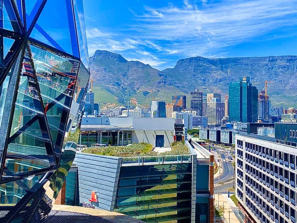 Кейптаун был основан голландцами в 17-м веке