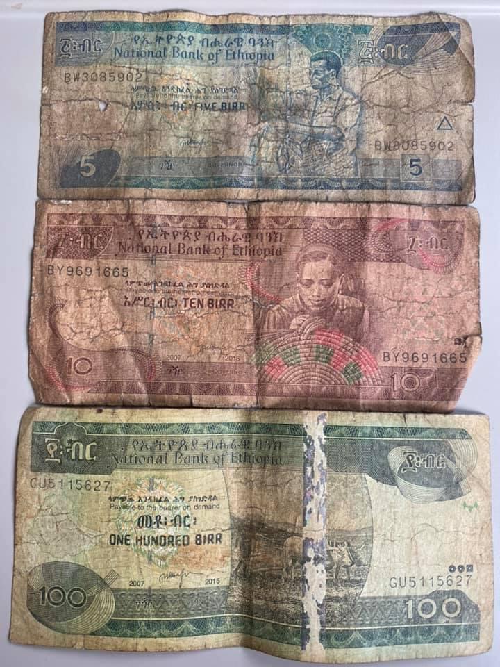 Валюта Эфиопии - Быр